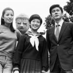 宇津井健亡くなる、山口百恵と最初の共演『顔で笑って』を思い出す