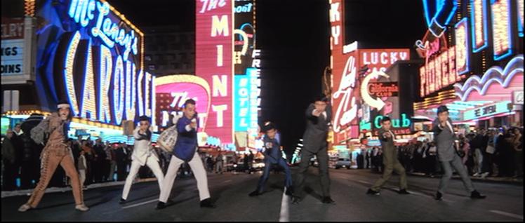 『クレージー黄金作戦』ラスベガスのシーンで興奮最高潮!